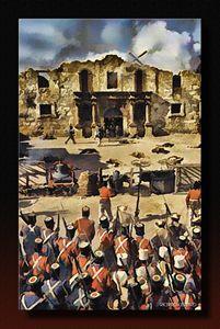 The Alamo - Richard Gerhard