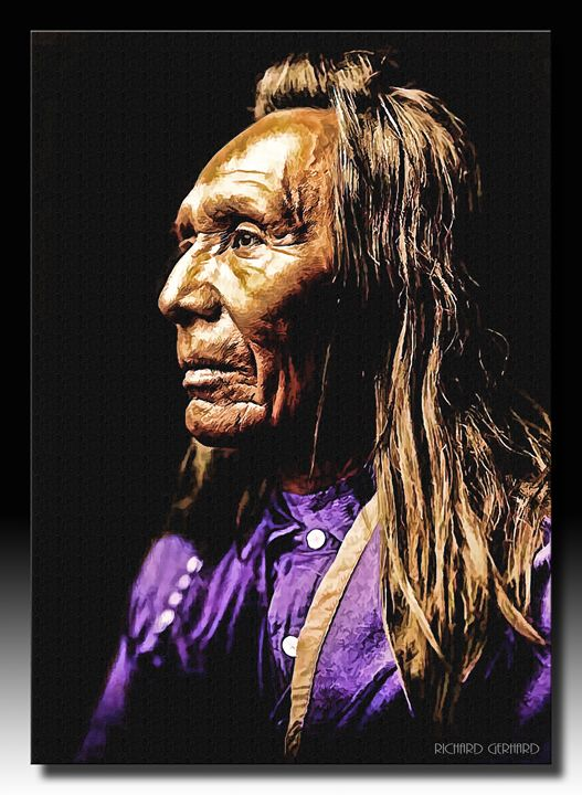 The Native - Richard Gerhard