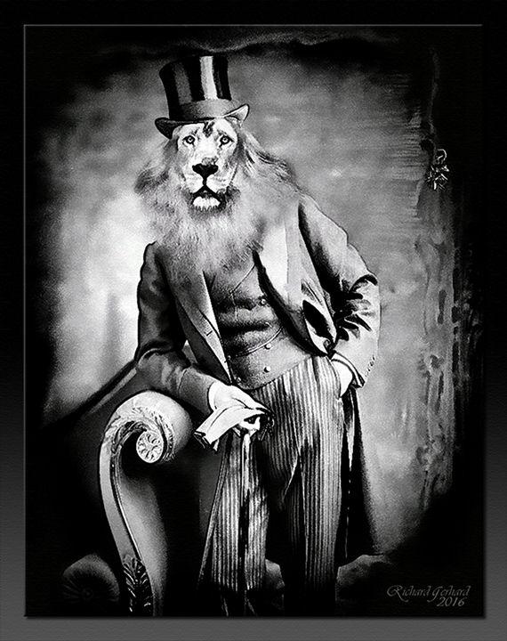 The Lion of Wallstreet - Richard Gerhard