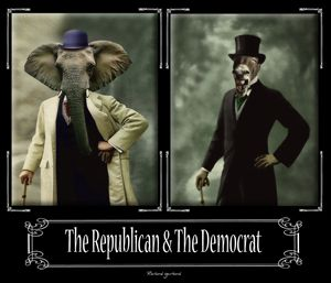 The Republican & The Democrat