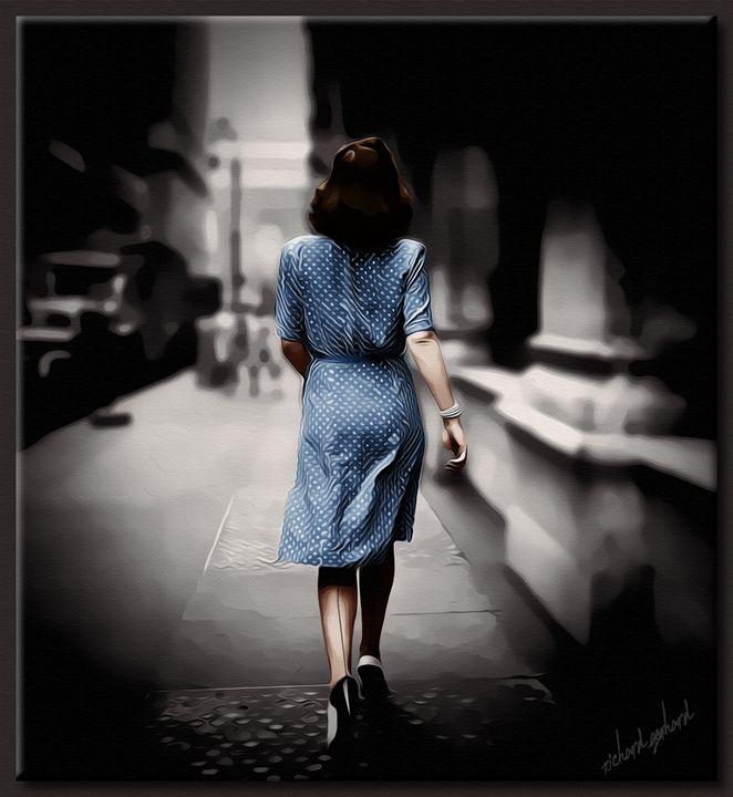 Walkin' Down the Street - Richard Gerhard