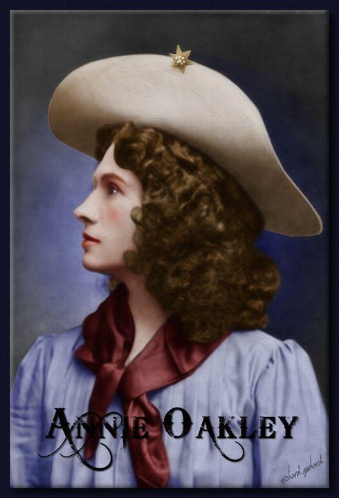 Annie Oakley - Richard Gerhard