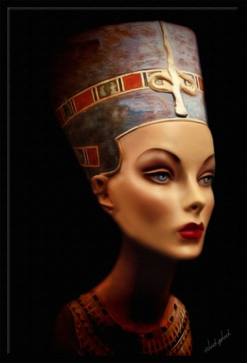 Nefertiti - Richard Gerhard