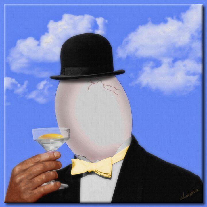 The Eggstraordinary Gentleman - Richard Gerhard
