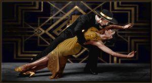 The Valentino Tango - Richard Gerhard