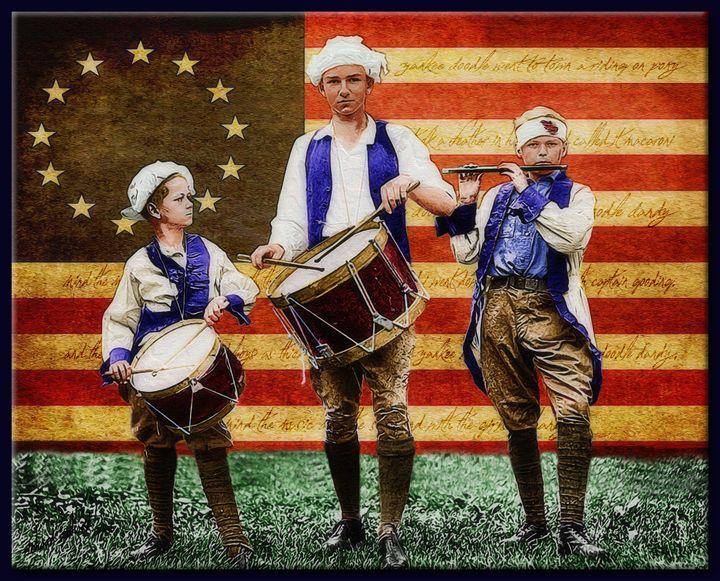 Yankee Doodle - Richard Gerhard