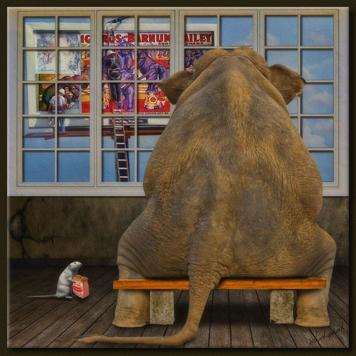 Wanna Peanut? - Richard Gerhard