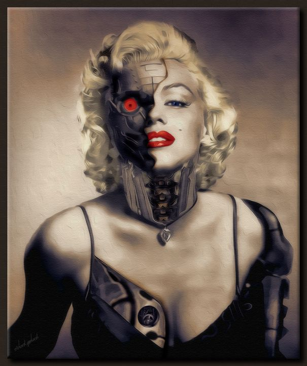 Marilyn Model Number 76532h - Richard Gerhard
