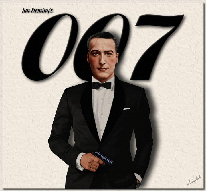 Ian Fleming's 007 - Richard Gerhard