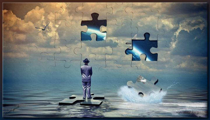 Puzzled - Richard Gerhard