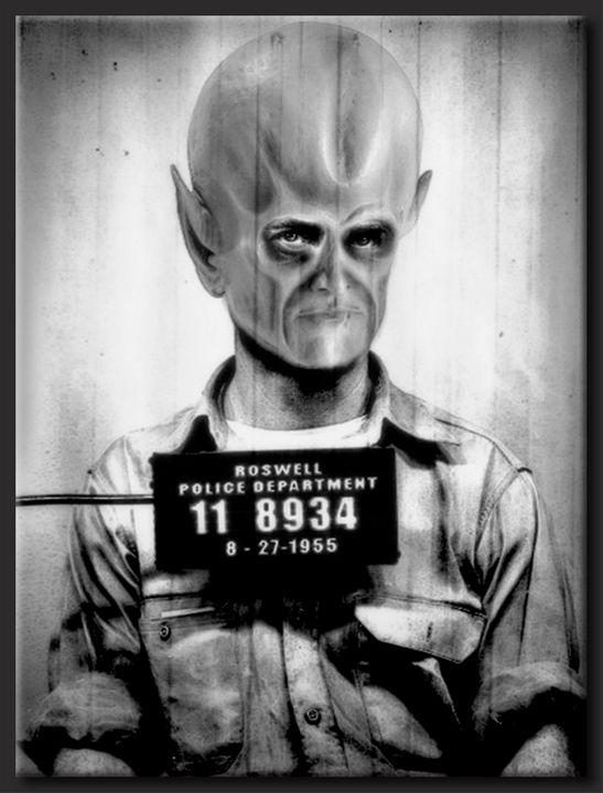 The Alien - Richard Gerhard