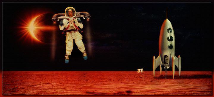 Space - Richard Gerhard