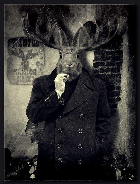 The Jackamoose - Richard Gerhard