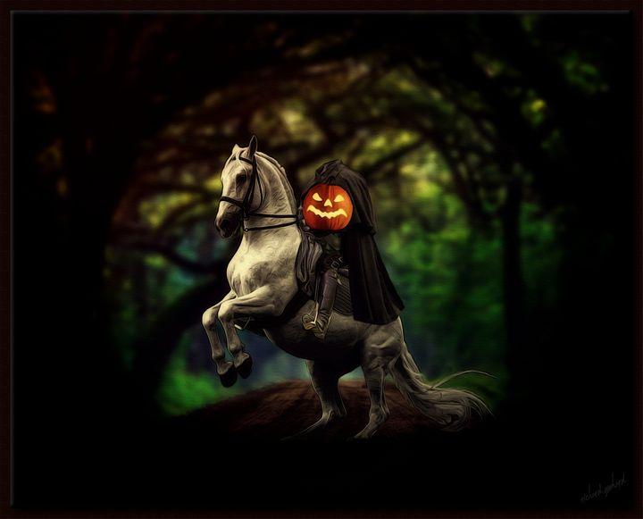 Headless Horseman - Richard Gerhard