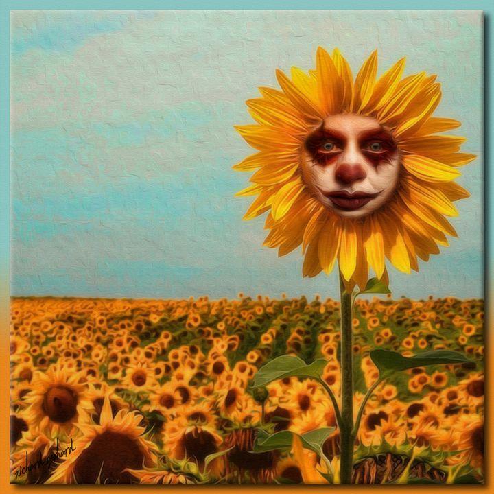 The Sunflower - Richard Gerhard