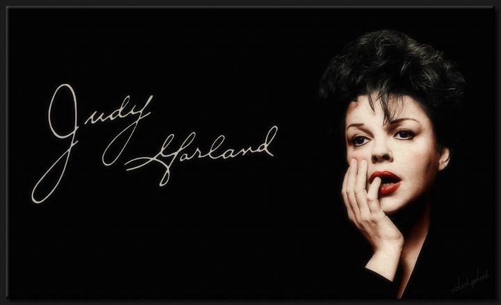 Judy Garland - Richard Gerhard