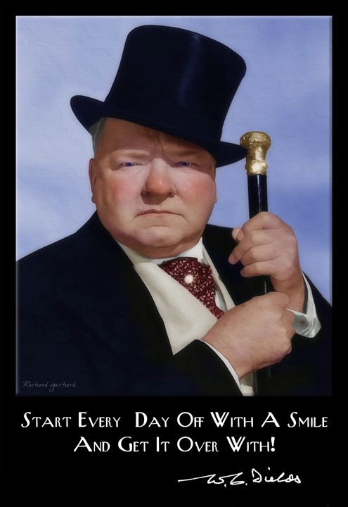 W.C. Fields - Richard Gerhard