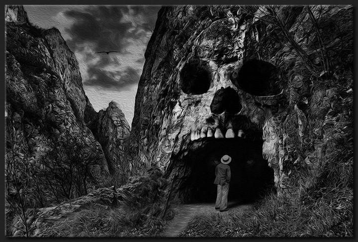 Skull Mountain - Richard Gerhard