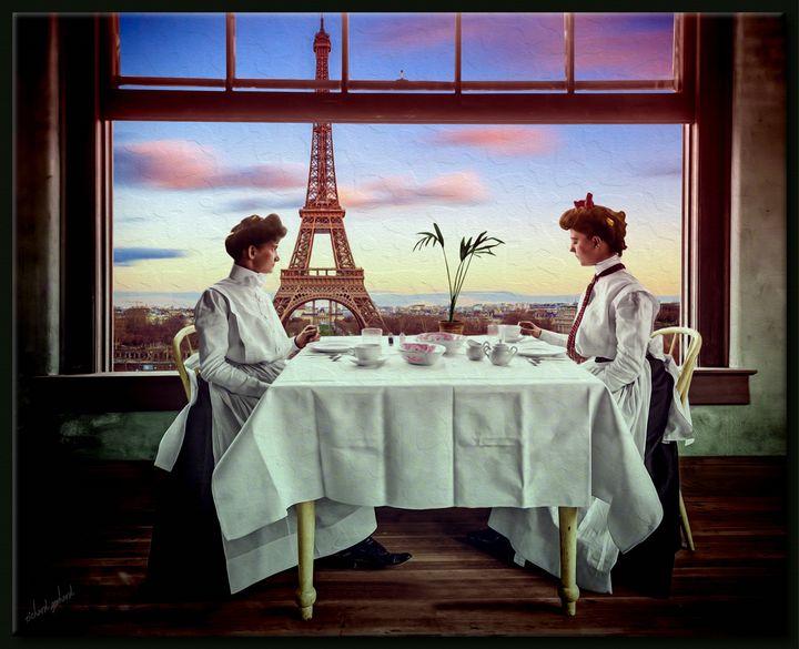 Le Petit Dejeuner - Richard Gerhard