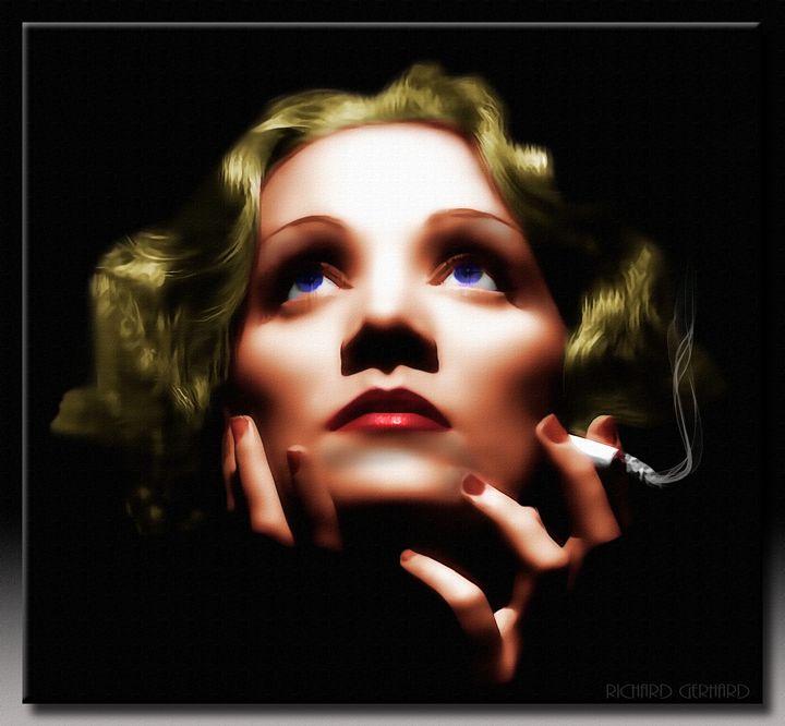 Marlene Dietrich - Richard Gerhard