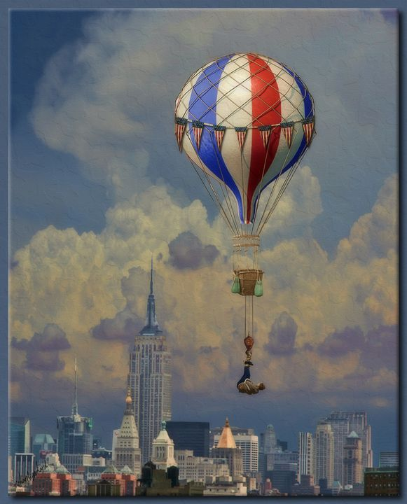 The Great Houdini - Richard Gerhard