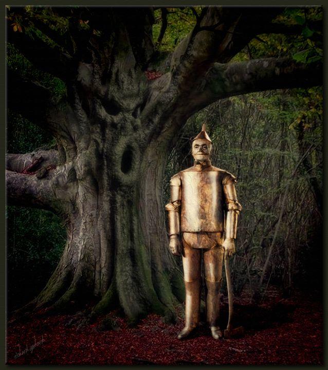 The Tin Man - Richard Gerhard