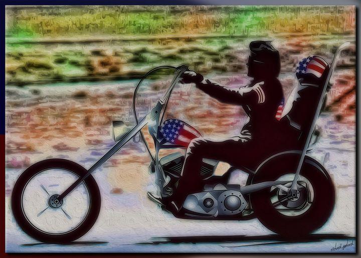 Easy Rider - Richard Gerhard
