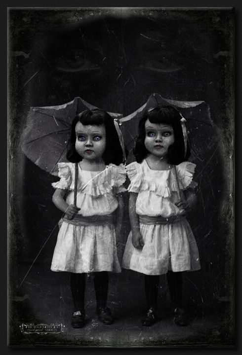 The Twins - Richard Gerhard