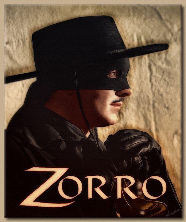 Zorro - Richard Gerhard