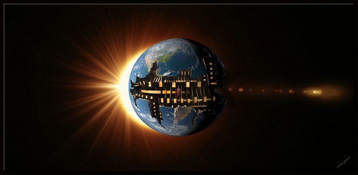 Earth - Richard Gerhard