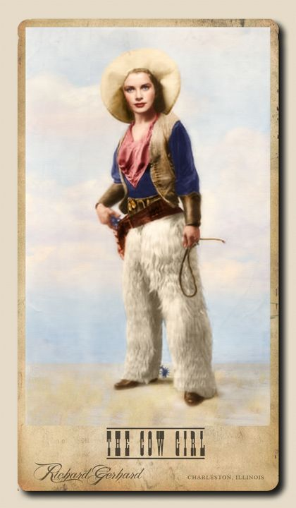 Cowgirl - Richard Gerhard