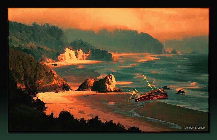 Discovery - Richard Gerhard