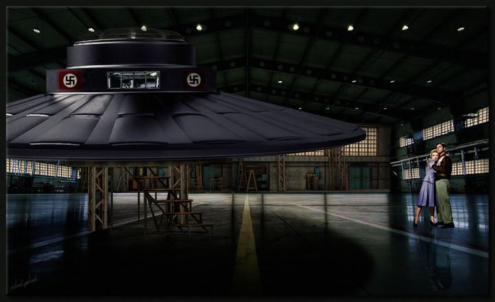 The Hangar - Richard Gerhard