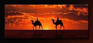 Sunset - Richard Gerhard