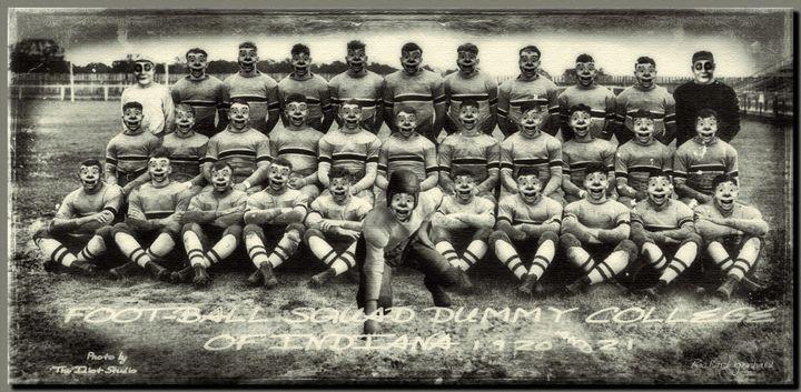 The Football Team - Richard Gerhard