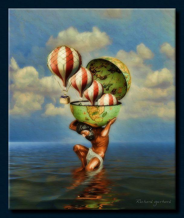 A World of Dreams - Richard Gerhard