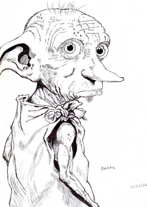 Dobby - belka
