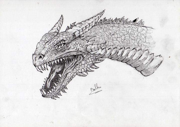 dragon 2 - belka