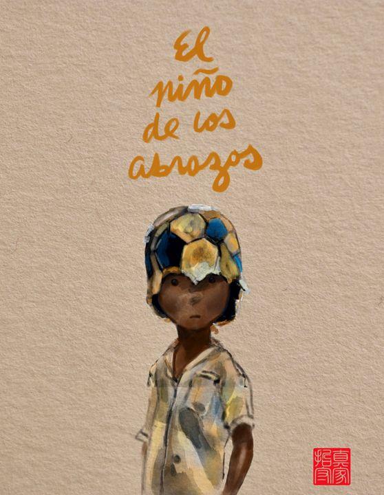 El niño de los abrazos - Ramon Veras
