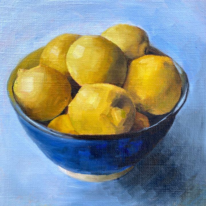 Lemons - Wilburs Brush