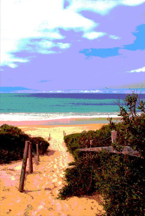 golden beach 1 - D.M MCDONALD
