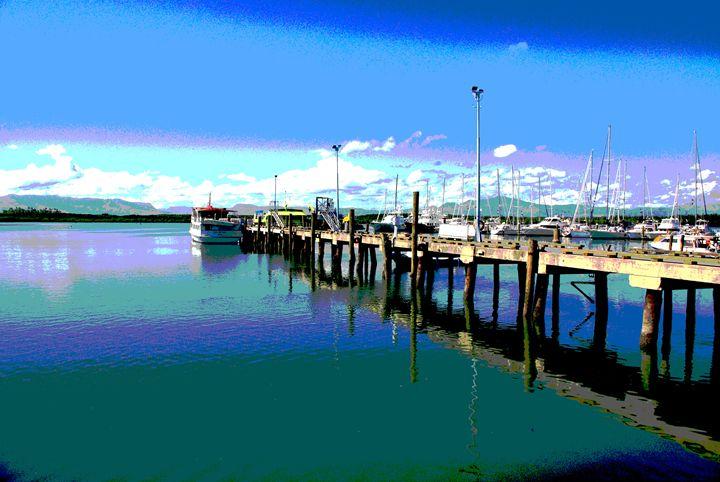 fijian port - D.M MCDONALD