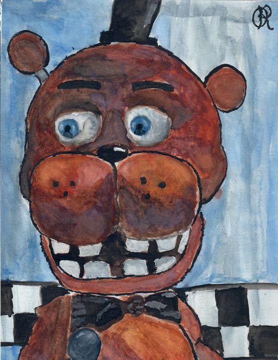 Freddy Fazbear - Olivia Russin