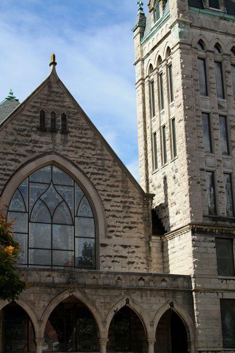 Church Tower - VMartin Photoart