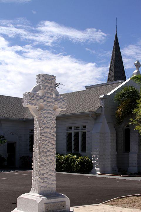 Island Church - VMartin Photoart