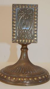RARE 1875 TIFFANY MATCH HOLDER !!!!!