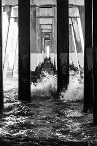 Under the pier - L.Muraca