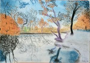 Autumn moods (ORIGINAL SOLD)
