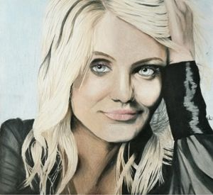 Cameron Diaz fan art