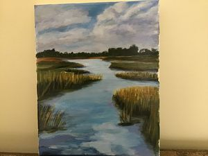 The Marshes of Glynn